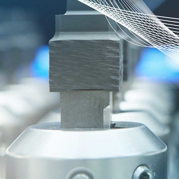 Detail of an electrode | © Braunform GmbH